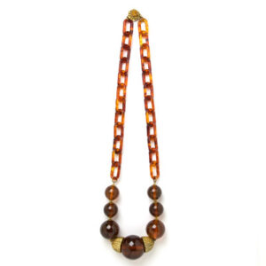 1960s Miriam Haskell necklace