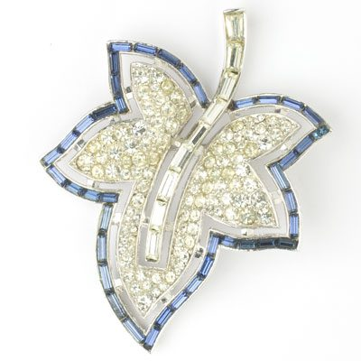 'Jeweleaf' brooch