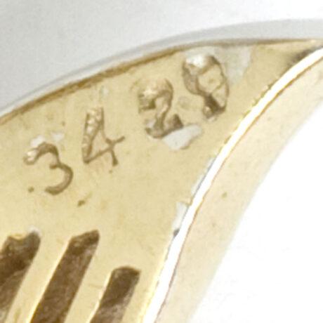 Maker's inventory number