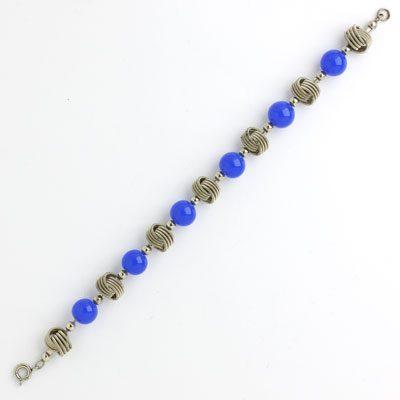 Long view of Machine Age bracelet
