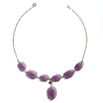 Necklace front
