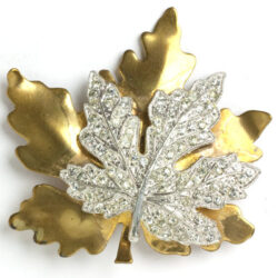 1940s McClelland Barclay brooch