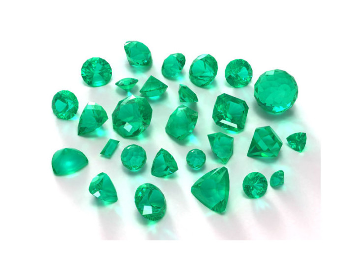 Emerald: The Color of 2013