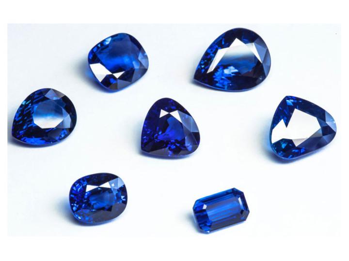 True Blue Hues