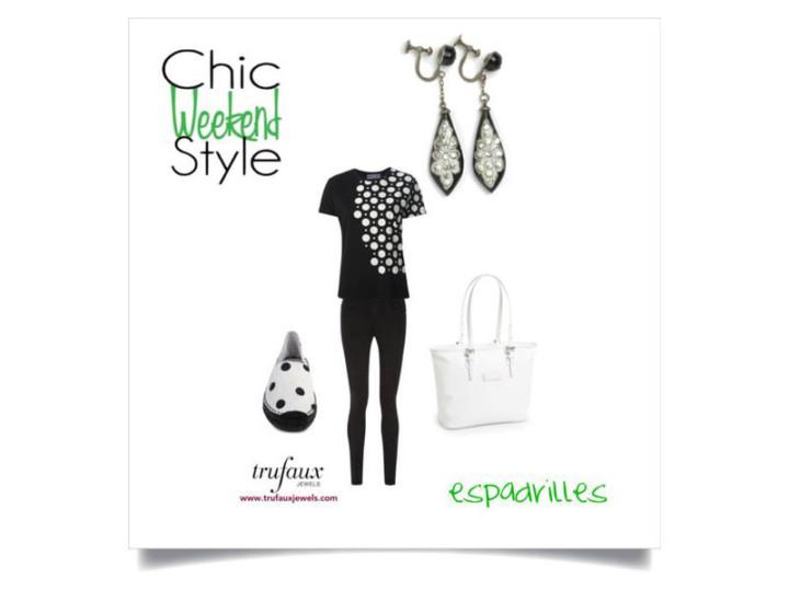 Stylish Shoes Meet Stylish Jewels