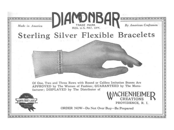 Who Made Those Art Deco Bracelets?