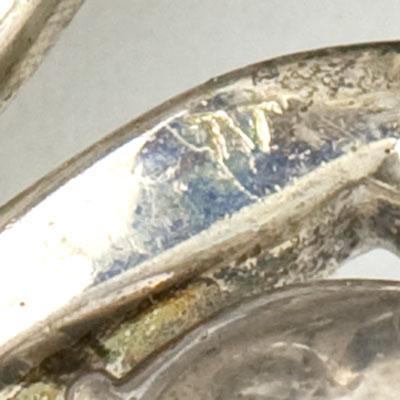 Stone-setter's mark
