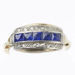 Vintage Art Deco Ring