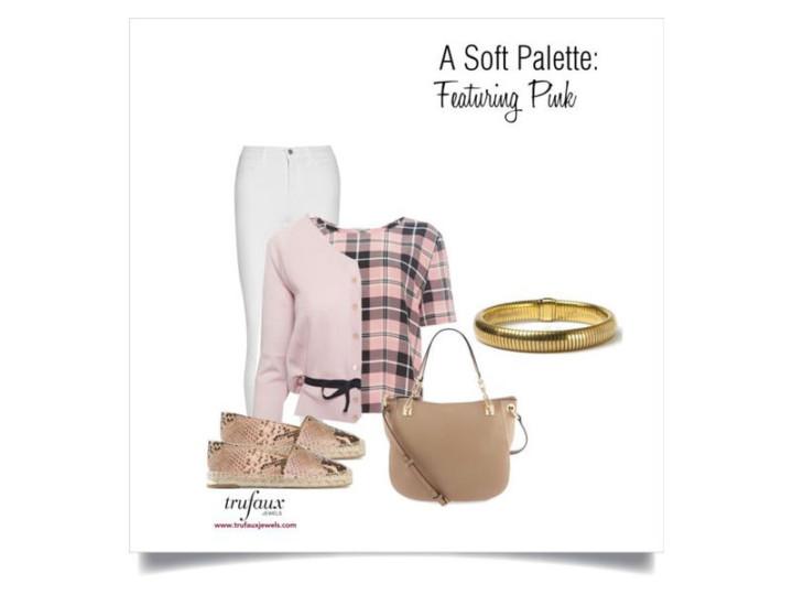 Adorn Soft Summer Palettes with Vintage Jewels