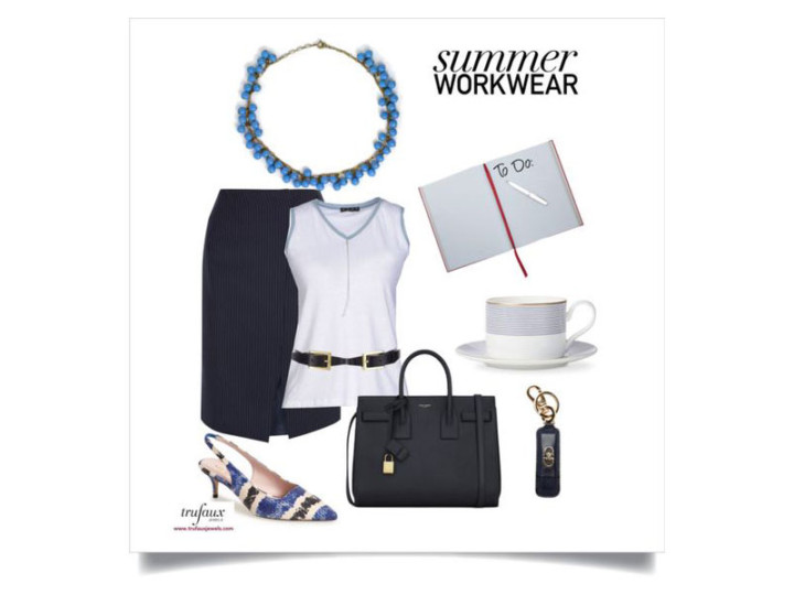 Look Smart at Work with Vintage Jewels