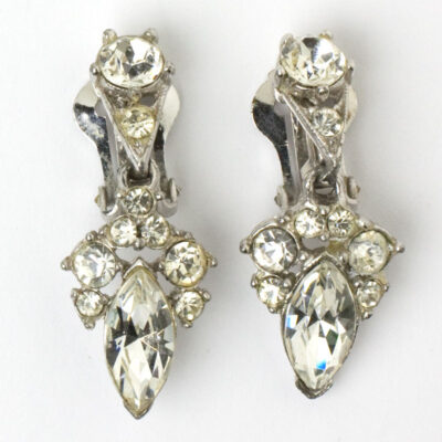 1950s Bogoff earrings