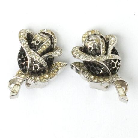 1950s Marcel Boucher ear clips