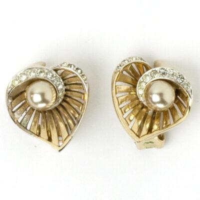 Boucher earrings