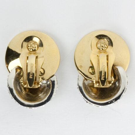 Backs of ear clips