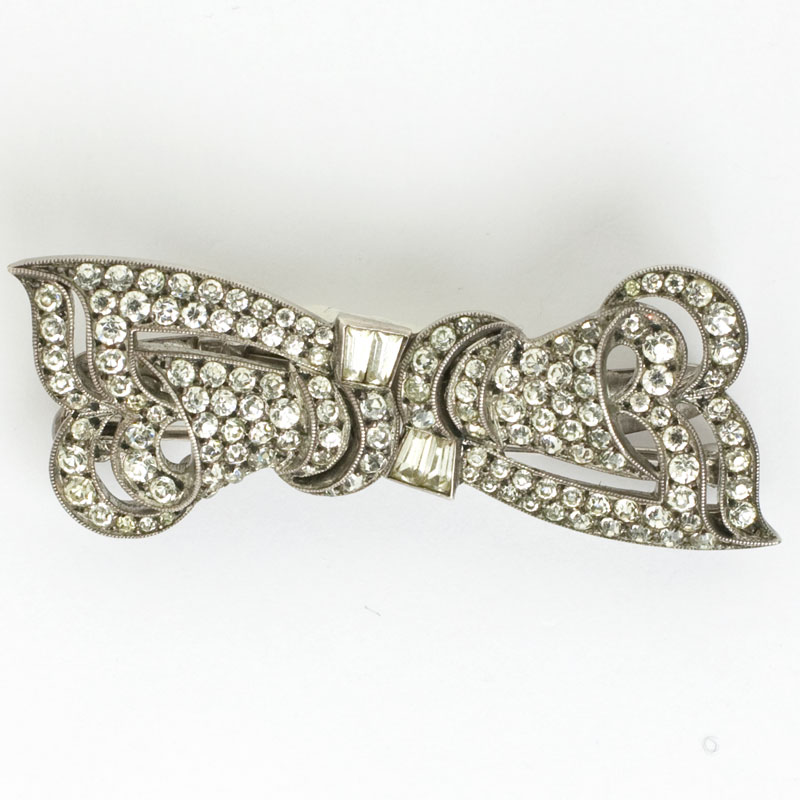 Ciro brooch or pair of dress clips