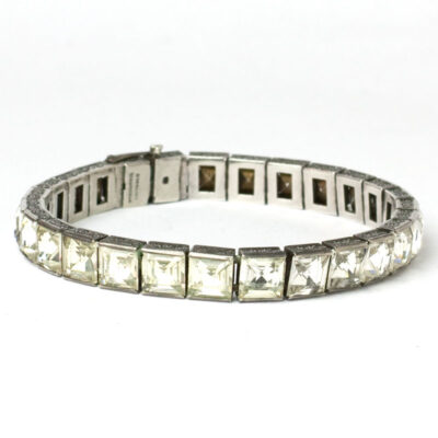 Diamonbar Art Deco bracelet