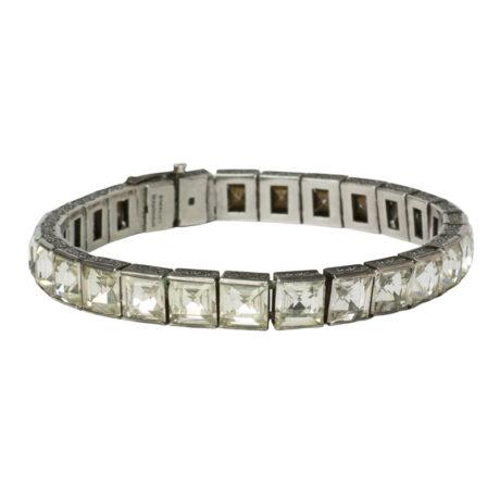 Diamonbar Art Deco bracelet
