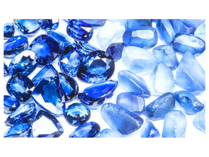 How to Wear September's Birthstone: Sapphire