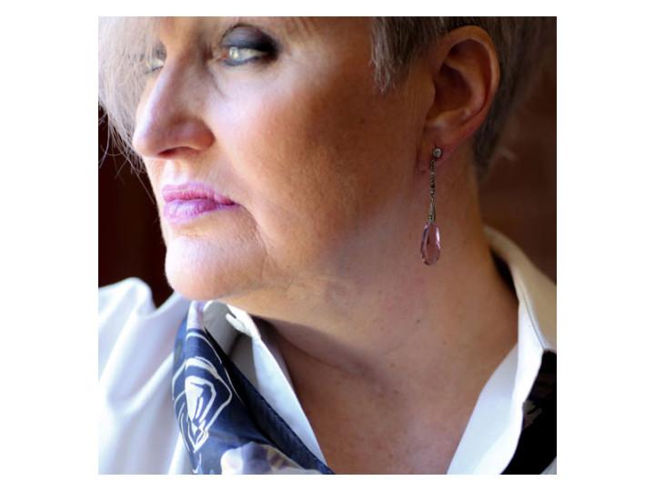 'Downton Abbey' Style Earrings