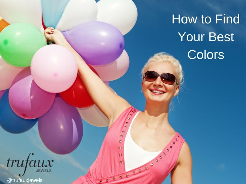 What color looks best on me? A personal color analysis may help