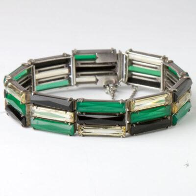 Outstanding 1930s German Art Deco bracelet