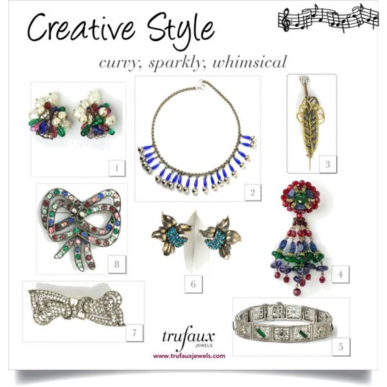Creative woman - jewelry gifts for her