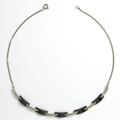 German Machine Age necklace