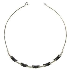 German Machine Age necklace by Schreiber & Hiller