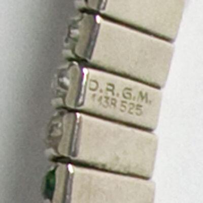Maker's mark: patent number
