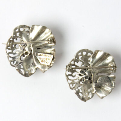 Back of brooches