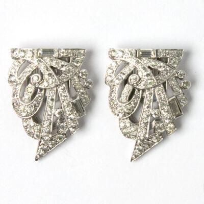Mazer dress clips