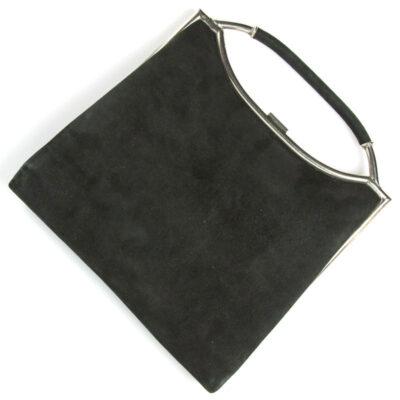 Back side of bag