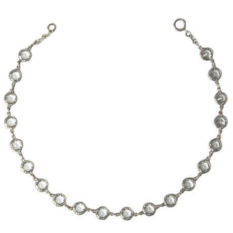 Necklace back
