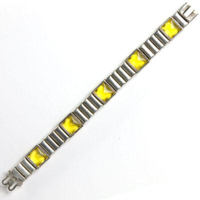 Back of Leach & Miller bracelet