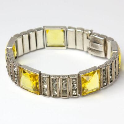 Leach & Miller Art Deco bracelet