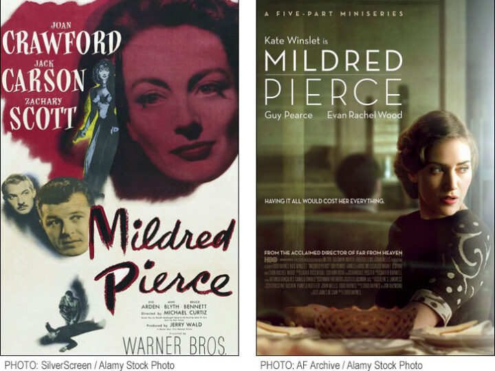 Jewelry in the Movies: 'Mildred Pierce' Two Ways