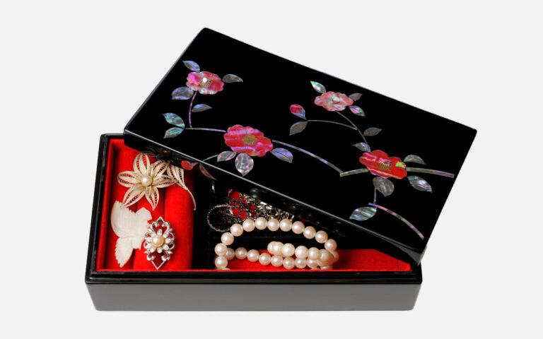 Identify vintage jewelry w/a Jewelry Box Audit