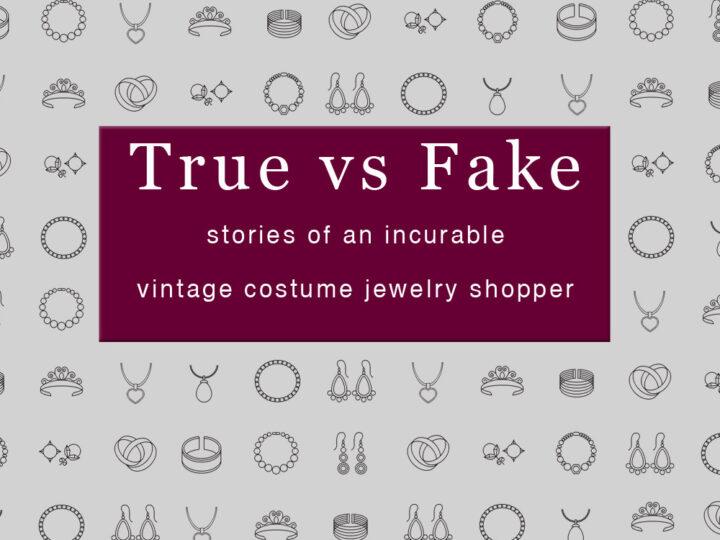 True vs. Fake: I Was Duped
